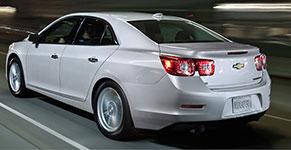 2016 Chevrolet Malibu Limited Premium Fuel Economy