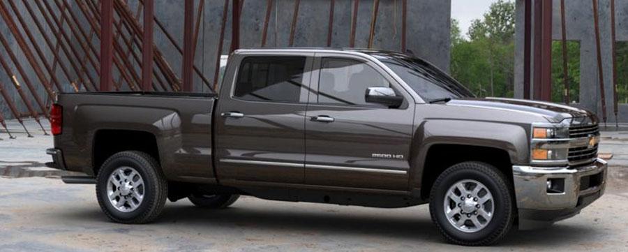 Used Silverado