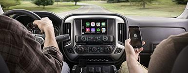2016 Chevrolet Silverado 1500 4G LTE Wi-Fi