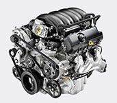 Used 2016 Chevrolet Silverado 1500 4.3L EcoTec3 Engine
