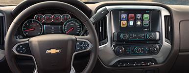 Used 2016 Chevrolet Silverado 1500 MyLink Infotainment