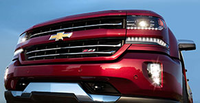 2017 Chevrolet Silverado 1500 Bold, Muscular New Front-End