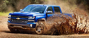2017 Chevrolet Silverado 1500 Rugged Off-Road Power