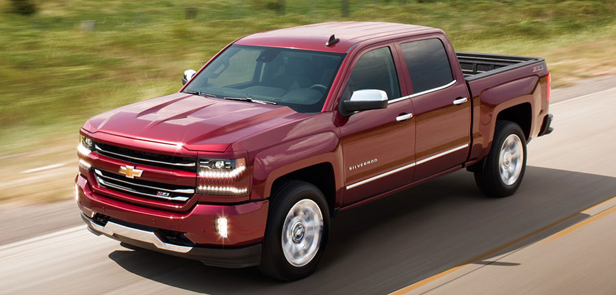 Used 2017 Chevrolet Silverado 1500 Burlington Chevrolet