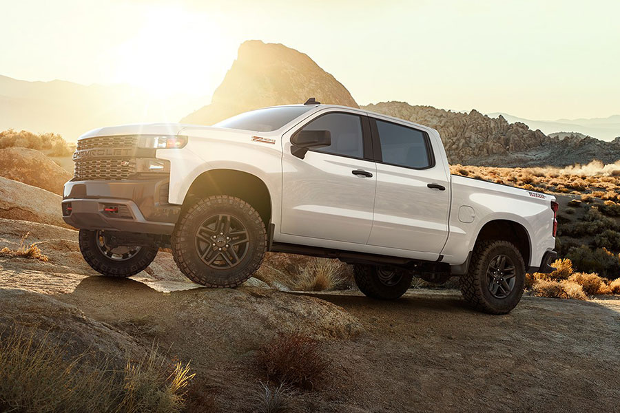 2019 Chevrolet Silverado 1500 Off Road