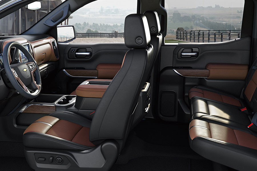 2019 Chevrolet Silverado 1500 Lt Vs Rst