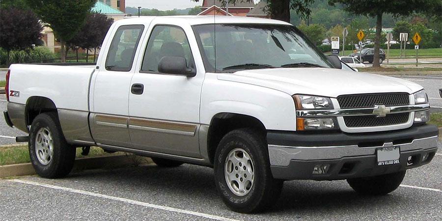 Used Chevrolet Silverado 1500 Gen 1