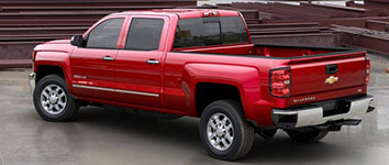 3rd-Gen-Chevrolet-Silverado 1500