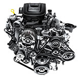 2016 Chevrolet Silverado 2500HD Duramax Turbodiesel V8 Power