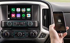 Used 2016 Chevrolet Silverado 2500HD MyLink Infotainment