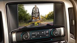 2016 Chevrolet Silverado 2500HD Rearview Camera