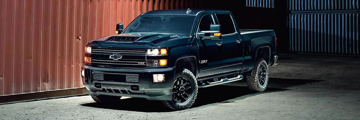 2018 Chevrolet Silverado 2500 Hd Burlington Chevrolet