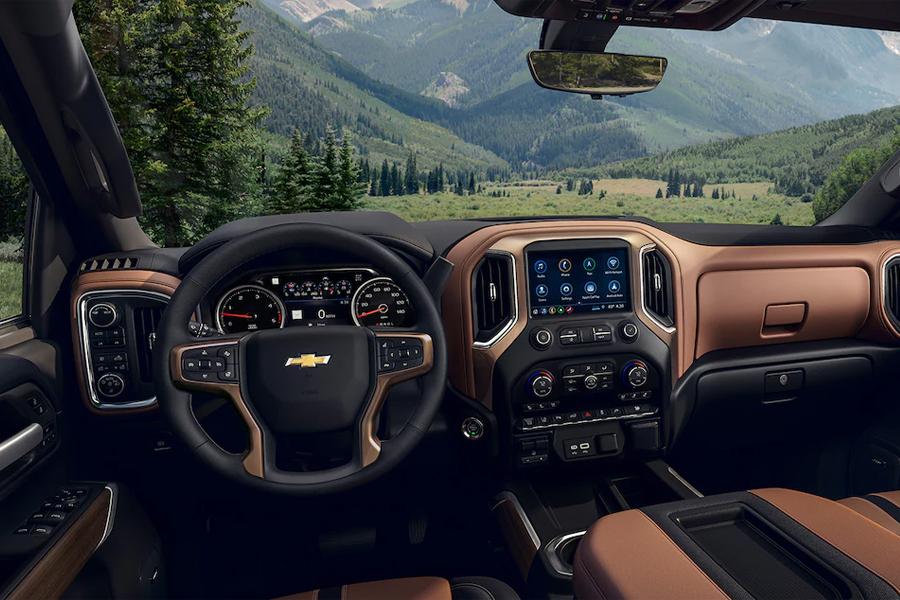 2021 Chevrolet Silverado 2500HD Technology