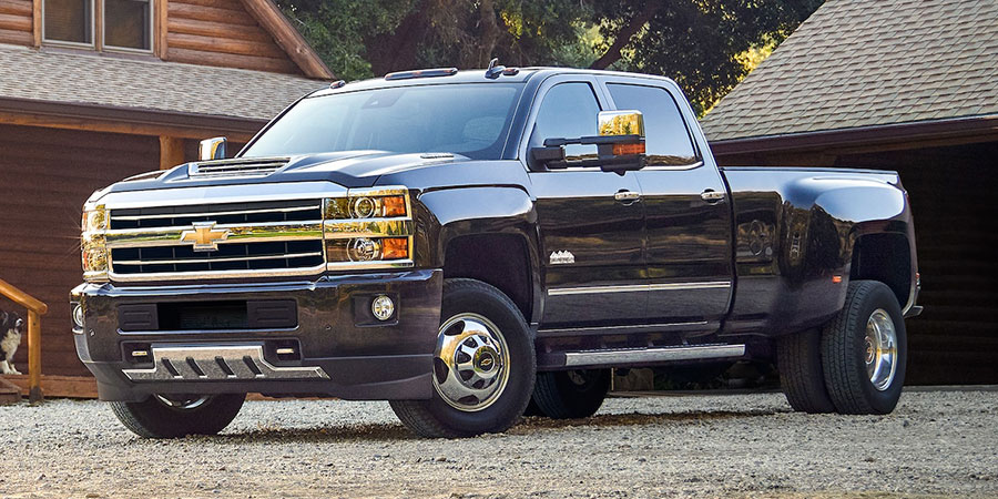 Used Chevrolet Silverado 2500HD Gen 3