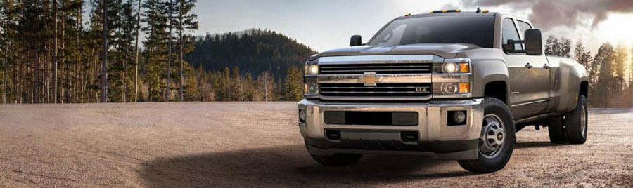 Used 2015 Chevrolet Silverado 3500HD