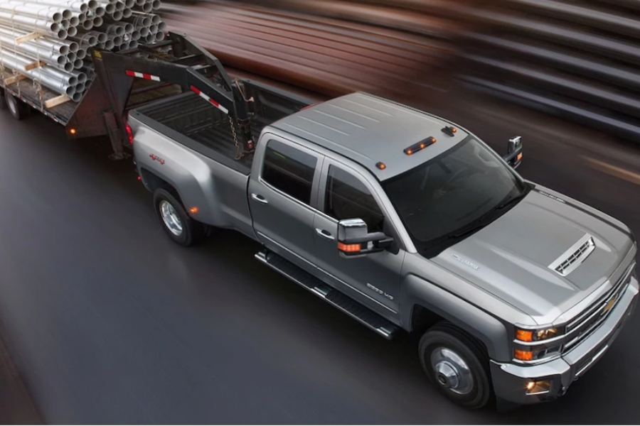 2019 Chevrolet Silverado 3500HD Towing