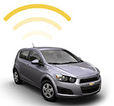 Used 2015 Chevrolet Sonic 4G LTE Wi-Fi