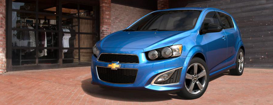 Used 2016 Chevrolet Sonic Hatchback