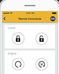 2017 Chevrolet Spark MyChevrolet Mobile App