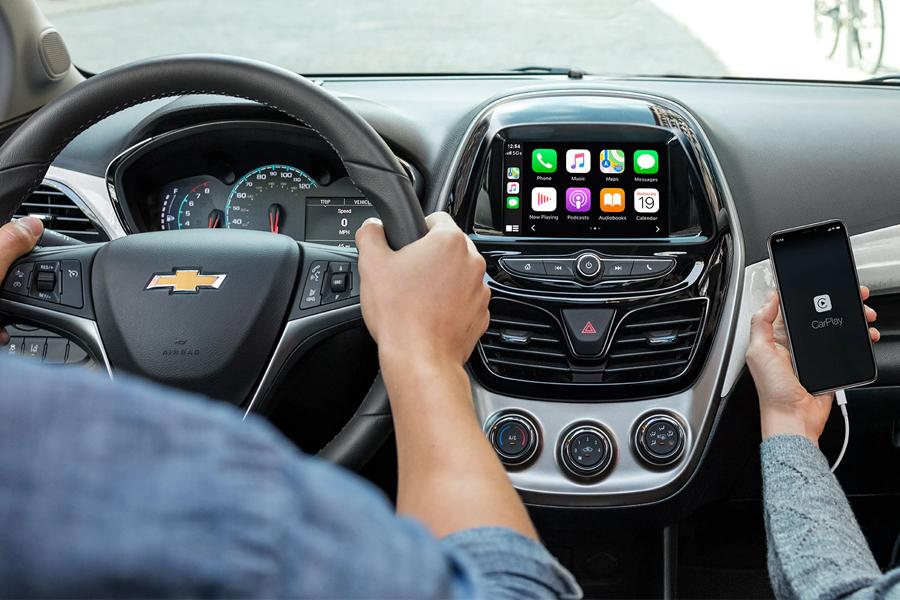2021 Chevrolet Spark Technology