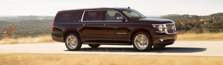 Used 2015 Chevrolet Suburban | Burlington Chevrolet