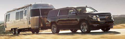 Used 2017 Chevrolet Suburban Capable Four-Wheel Drive