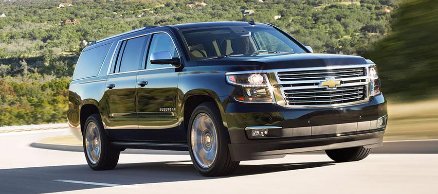 Used 2017 Chevrolet Suburban