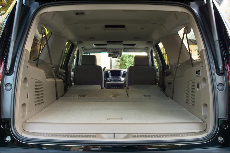 2019 Chevrolet Suburban Cargo Space