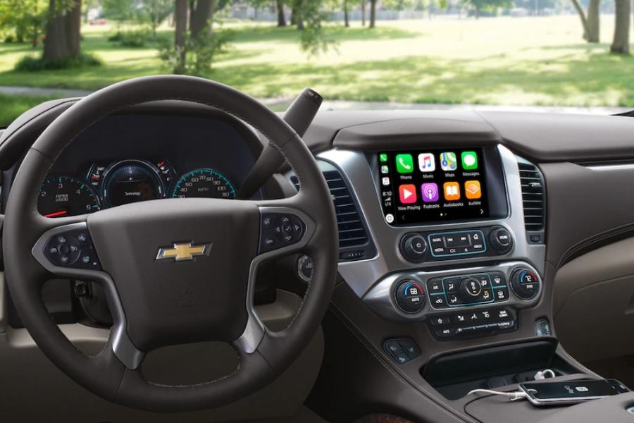 2019 Chevrolet Suburban Infotainment
