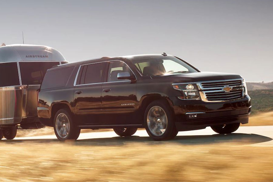 2019 Chevrolet Suburban Towing