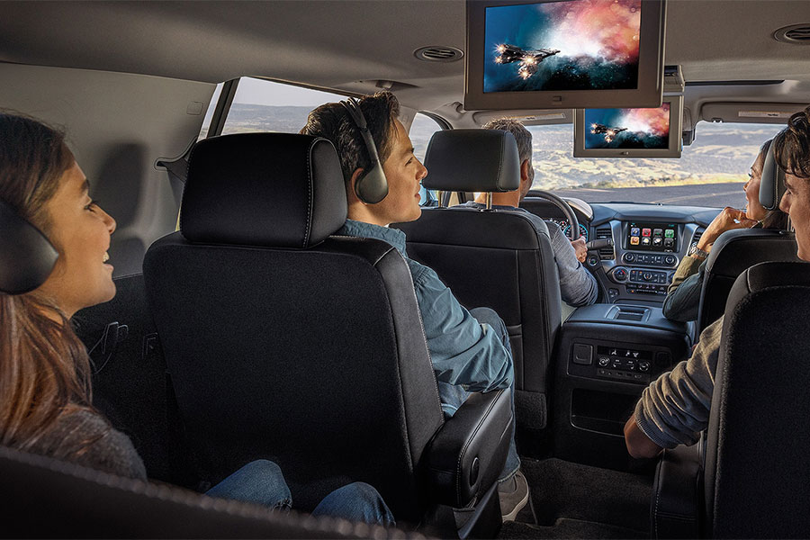 2020 Chevrolet Suburban Technology
