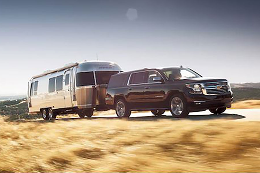 2020 Chevrolet Suburban Towing