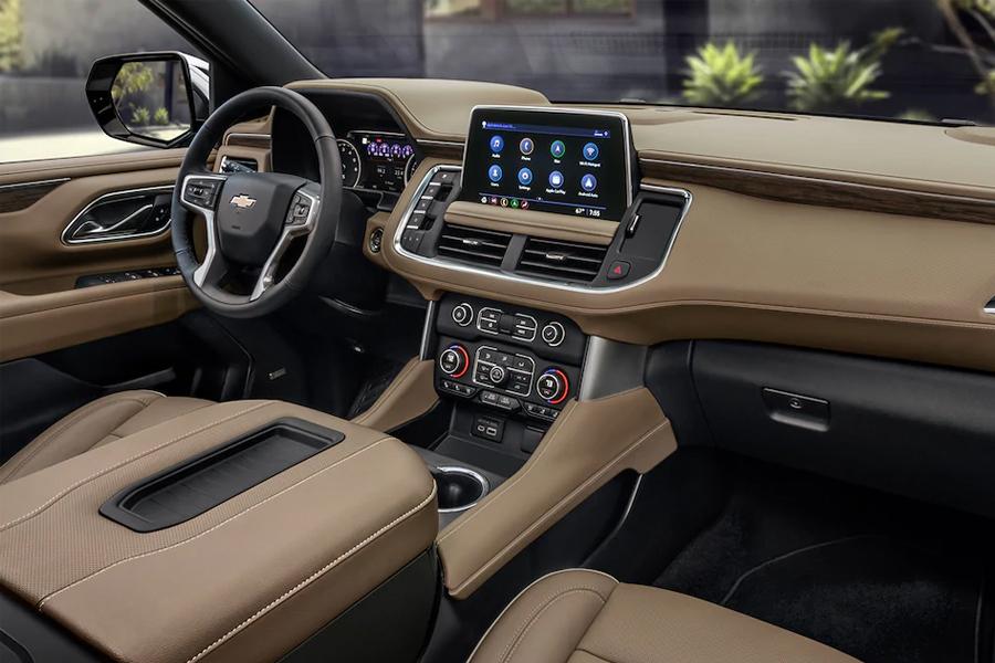 2021 Chevrolet Suburban Technology