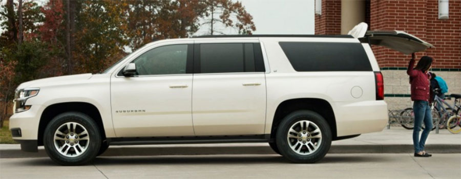 Used Chevrolet Suburban | Burlington Chevrolet