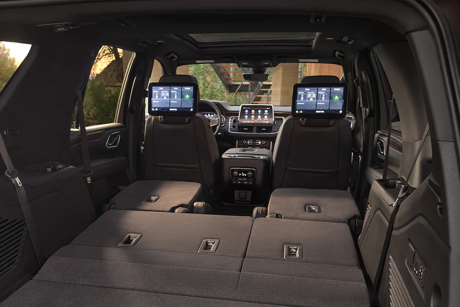 2021 Chevrolet Tahoe Technology