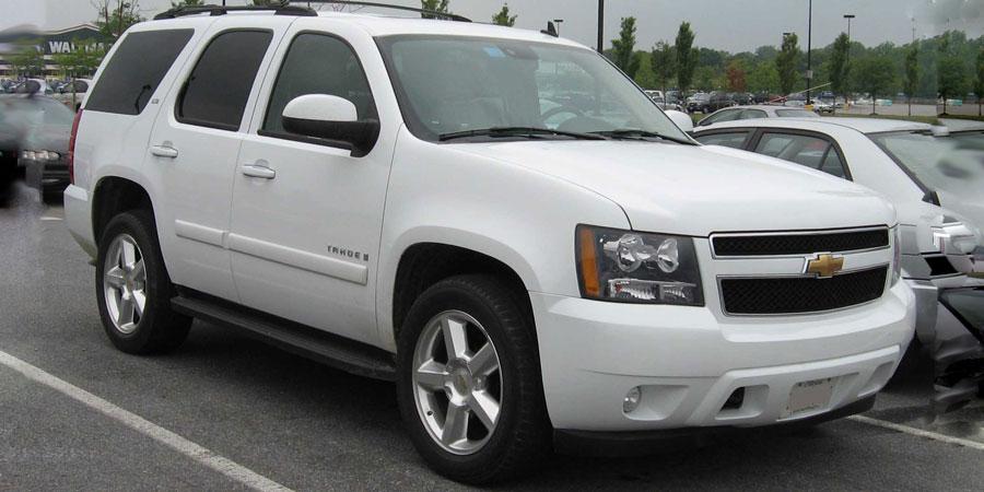 Used Chevrolet Tahoe 3rd Gen