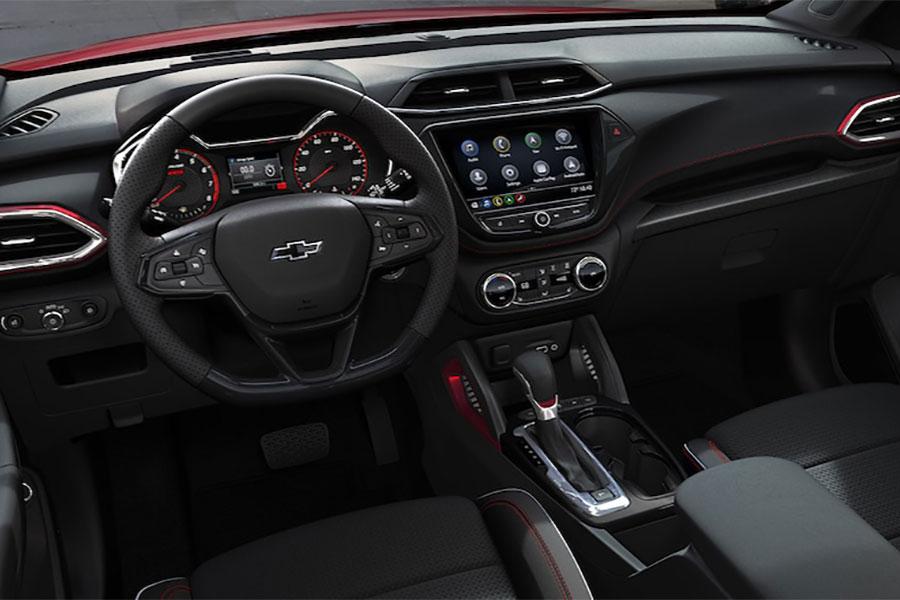 2020 Chevrolet Trailblazer Burlington Chevrolet