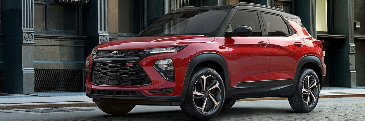2020 Chevrolet Trailblazer | Burlington Chevrolet