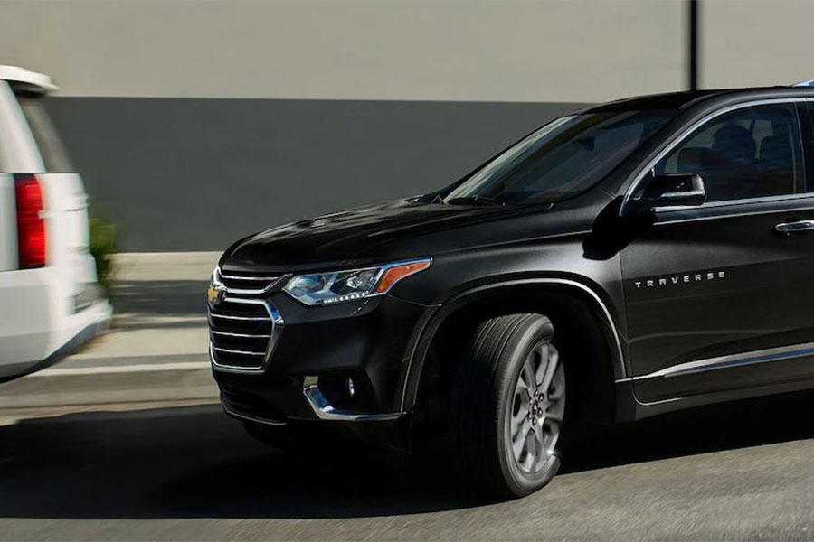 2019 Chevrolet Traverse Safety