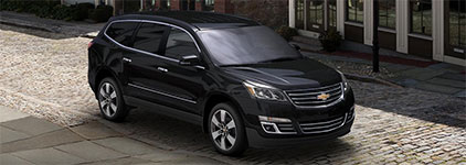 Used Chevrolet Traverse First Generation