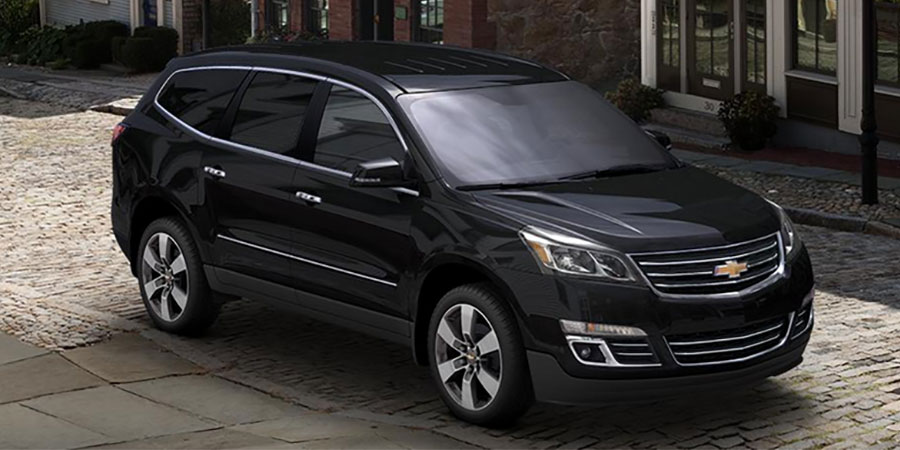 Used Chevrolet Traverse Gen 1