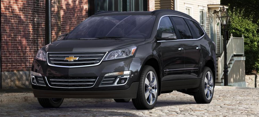 Used Chevy Traverse >> Used Chevrolet Traverse Burlington Chevrolet