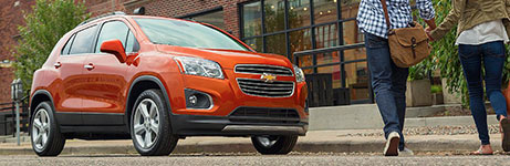 Used 2016 Chevrolet Trax Curb Appeal
