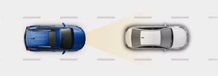 2017 Chevrolet Trax Forward Collision Alert