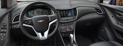 Used 2017 Chevrolet Trax Upscale Cabin