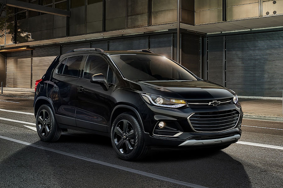 2019 Chevrolet Trax Exterior