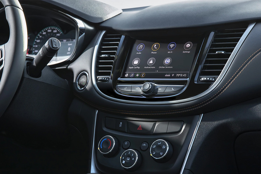 2021 Chevrolet Trax Technology
