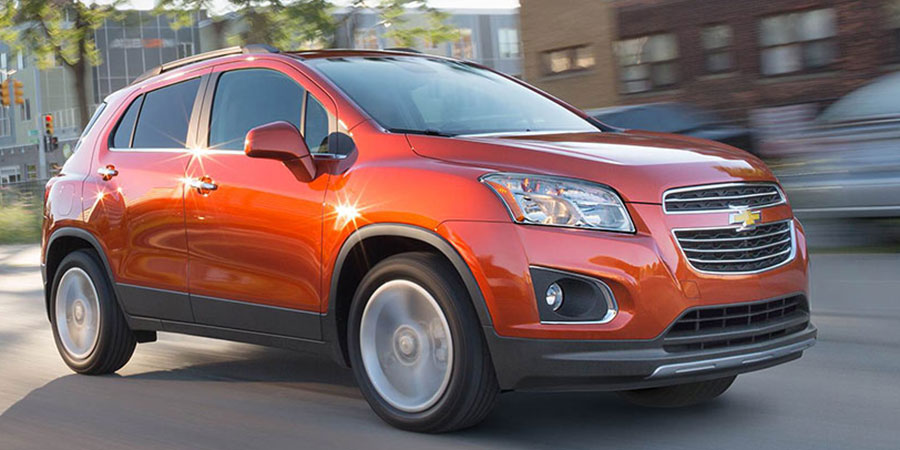 Used Chevrolet Trax Gen 1