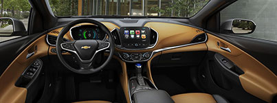 Used 2016 Chevrolet Volt Sleek Modern Cockpit