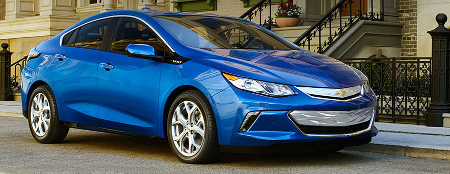 Used 2016 Chevrolet Volt